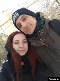 Екатерина Осипова и Кирилл Четвергов, волонтеры штаба Навального в Саратове