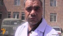 Թալինի քաղաքապետի հարազատների՝ սիրիահայ բժշկին ծեծելու գործով քննություն է տարվում