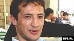 Журналист Алишер Саипов.