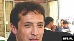 Независимый кыргызский журналист Алишер Саипов, убитый 24 октября 2007 г. в городе Ош (Южный Кыргызстан).