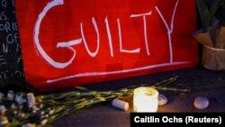 Дерек Шовин, виновен за смртта на Џорџ Флојд