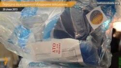 Волонтери передали військовим медикам евакуаційне обладнання на 1 мільйона гривень