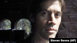 Американский журналист Джеймс Фоули был похищен в Сирии в конце 2012 года