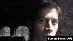 Gazetari, James Foley
