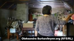 Gafarova yasaqlanğan edebiyat tapılğan çardaqnı köstere