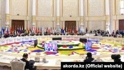Саммит СВМДА в Душанбе, 15 июня 2019 года.