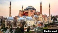 Սուրբ Սոֆիայի տաճարը, Ստամբուլ, արխիվ