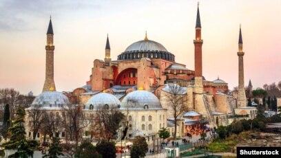 Bazilica Sfânta Sofia din Istanbul