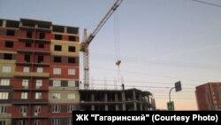 """ЖК """"Гагаринский"""""""