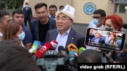 """Askar Akaev claimed his greatest mistake """"was to give consent to the [Kyrgyz] government to restructure the deal in 2003."""""""