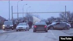 Паліцэйская апэрацыя ў Чачні, архіўнае фота