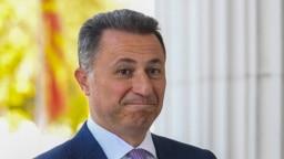 Nikola Gruevski, bivši makedonski premijer