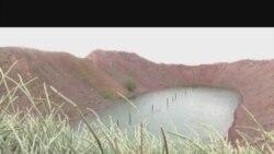 Саржал и Атомное озеро на ядерном полигоне