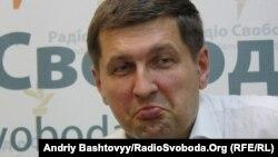 Представник і політтехнолог Радикальної партії Ігор Попов