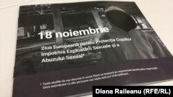 Campania împotriva abuzului sexual asupra copiilor