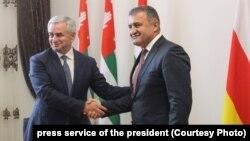 Южная Осетия и Абхазия поддерживают друг друга в таких аспектах, как и обмен заключенными