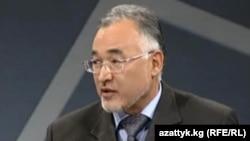 """Турсунбай Бакир уулу, один из инициаторов киргизского законопроекта об НКО – """"иностранных агентах"""""""