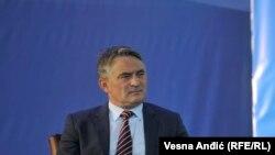 Претседавачот со Претседателството на БиХ, Жељко Комшиќ,.