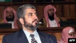 خالد مشعل رهبر حماس