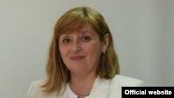 Претседателката на Лекарската комора, Калина Гривчева - Старделова