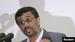 Iranski predsednik Mahmud Ahmadinežad, 9. jun 2010.