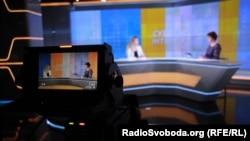 Еміне Джапарова у «Суботньому інтрв'ю»