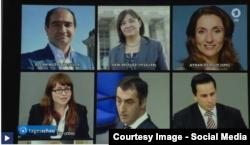 Некоторые из депутатов бундестага турецкого происхождения, голосовавших за резолюцию о геноциде армян