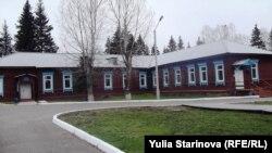 Местная райбольница, в которой работал Войно-Ясенецкий