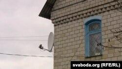 Дом спадара Гадукевіча на сувязі са сьветам
