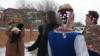 Ксению Собчак в татарском селе Башкортостана встретили в башкирских костюмах