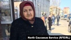 Пенсионерка из Махачкалы