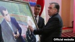 Президент Таджикистана Эмомали Раҳмон