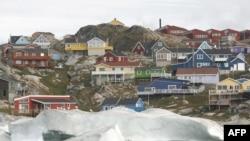 Гренландия (город Илулиссат)