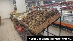 В супермаркете в Махачкале