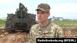 Михайло Новосад, капітан, командир групи інженерного забезпечення