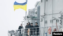 """Славутич"". Севастополь, 20 марта 2014 года."