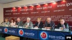 Conferința de presă a Federației Sindicale a Educației şi Științei