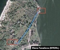 Карта-локация форума