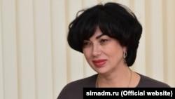 Экс-глава российской администрации Симферополя Елена Проценко