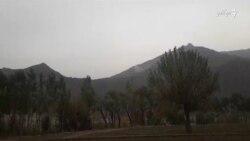 بخشهای از ولسوالی شلتن کنر هدف راکتهای نظامیان پاکستان قرار گرفتهاست