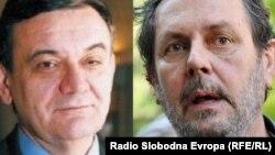 Žarko Papić i Zdravko Grebo