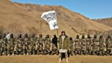 Hundreds of Tajik citizens are believed to have fought under the Taliban flag in Afghanistan. (file photo)