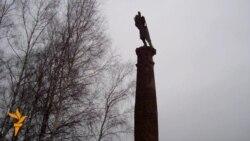 Фашчаўка: вёска загадкавага помніка