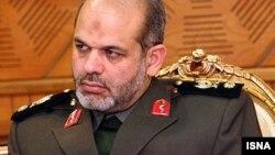 وزیر دفاع ایران، احمد وحیدی