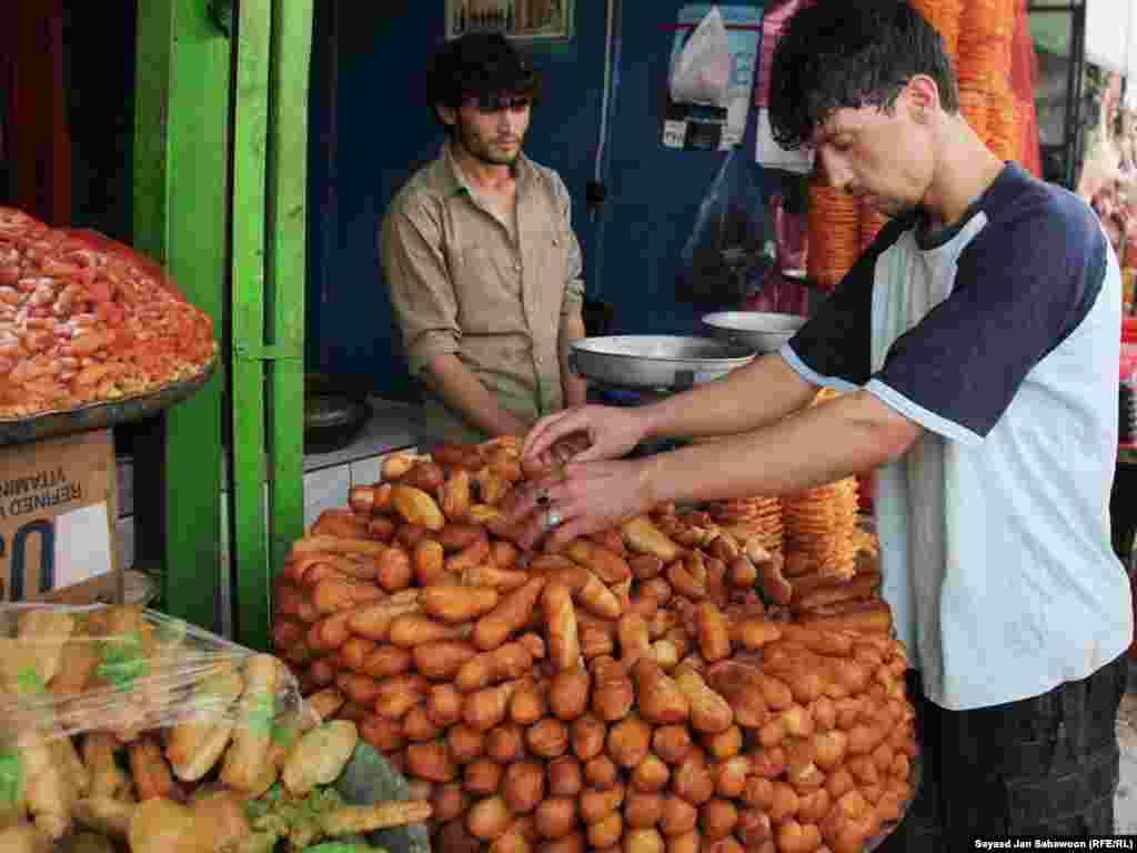 Афганистан. Праздничная выпечка готова!