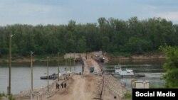 Нократ елгасы аша түләүле күпер