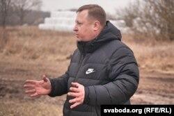 46-гадовы Ігар Андрушка па адукацыі трэнэр, раней стварыў у Лідзе завод мэталяапрацоўкі