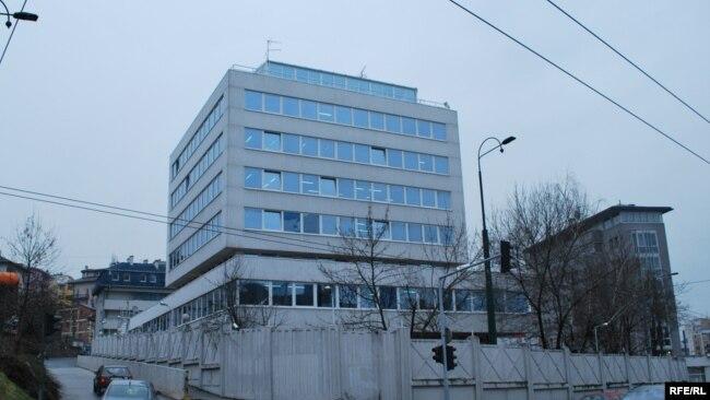 Podrška nadležnim organima u procesu knjiženja perspektivne vojne imovine na državu BiH: OHR u Sarajevu