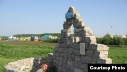 """Карадуган авылындагы """"Тәбрис"""" чишмәсе"""