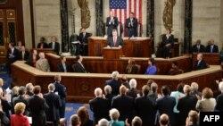 Виступ президента України у Конгресі США, 18 вересня 2014 року